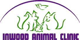 Inwood Animal Clinic, logo
